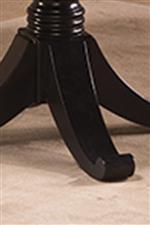 Flared Legs