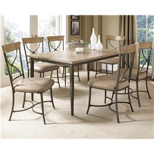 Hillsdale Charleston Parson's Dining Side Chair