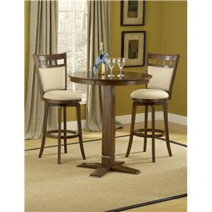 Hillsdale Dynamic Designs Bar Height Bistro Table