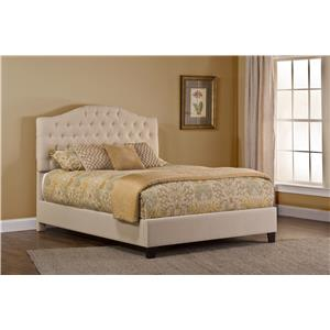 Hillsdale Jamie Upholstered King Headboard