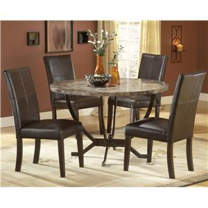 Hillsdale Monaco Five Piece Dining Set