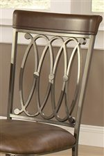 Sweeping Interlocking Circles Give the Montello Collection Graceful Elegance