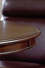 Smooth Curved Table Edges Add Timeless Majestic Style