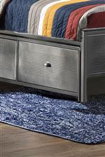 Underbed Storage Drawers Provide Extra Storage Space in The Bedroom