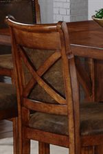 X-Back Counter Height Chairs