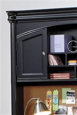 Plentiful Storage Space is Provided Within Drawers,  Behind Doors & in Shelves
