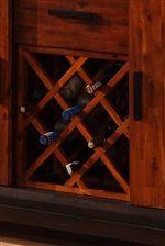 Convenient Wine Storage Rack