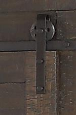 Barn Door Hardware and Metal Accents