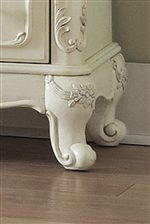 Carved Cabriole Legs