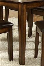 Tapered Table Legs
