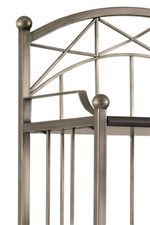 Decorative Iron Frames with Finials