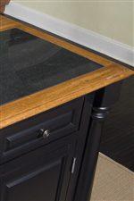 Granite Inset Top Detail