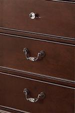 Jeweled Drawer Handles