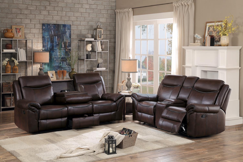 8206 8206brw By Homelegance Hudson S Furniture