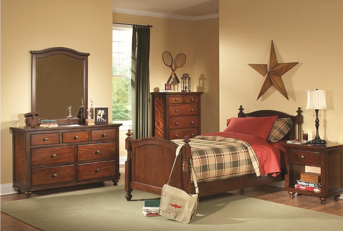 Homelegance Aris Full Bedroom Group - Item Number: B1422 F Bedroom Group 1