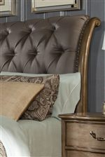Faux Silk Dusty Taupe Upholstery