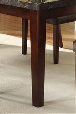 Tapered Block Wood Legs