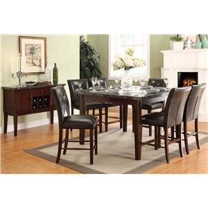 Homelegance Decatur Casual Dining Room Group