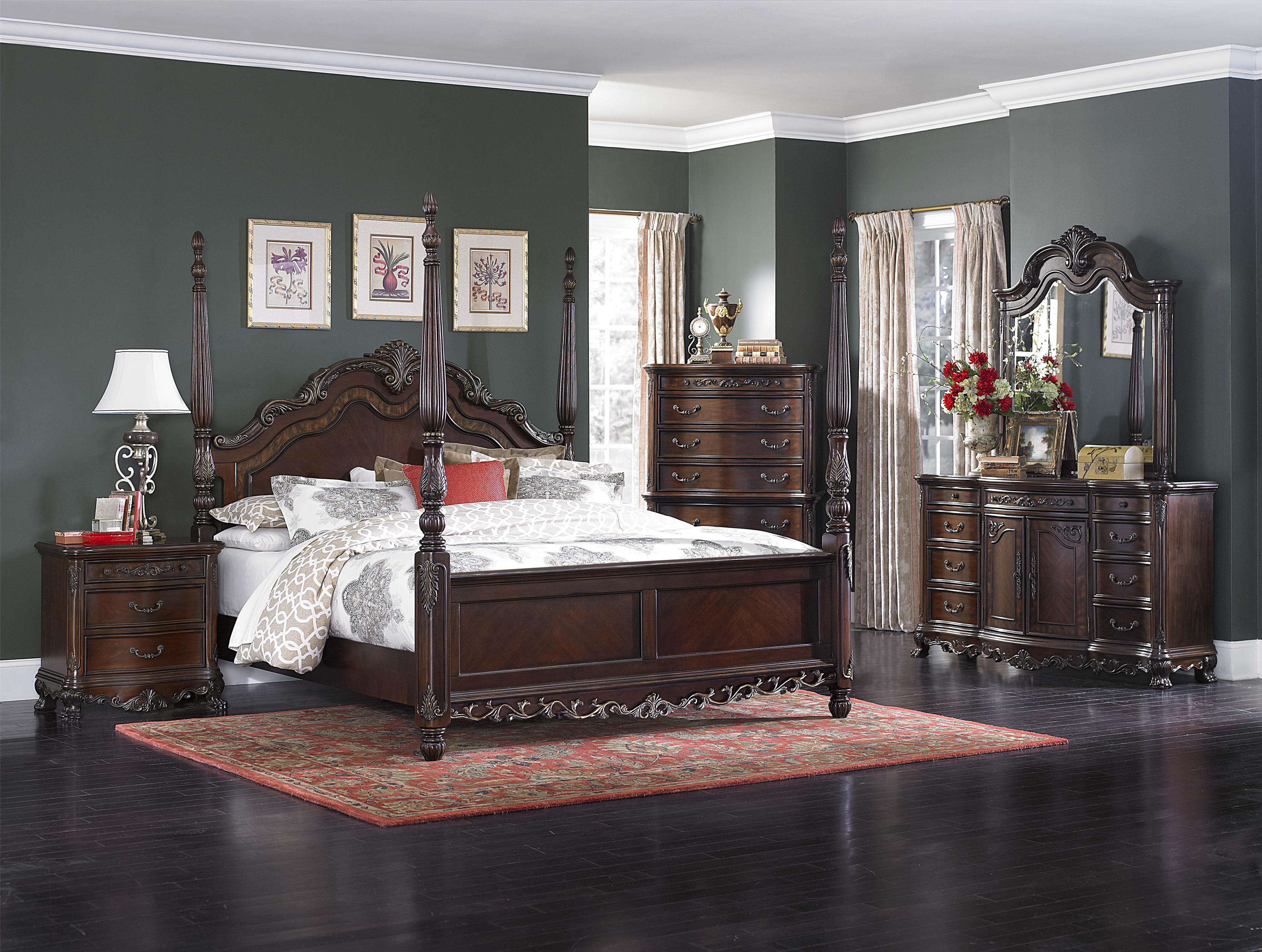 bedroom configurable set abbeville homelegance furniture sleigh pdx wayfair