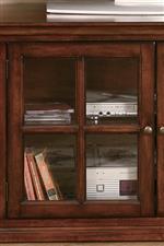 Open Glass Doorfronts