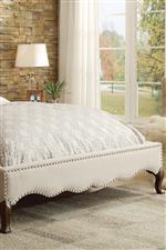 Upholstered Footboard