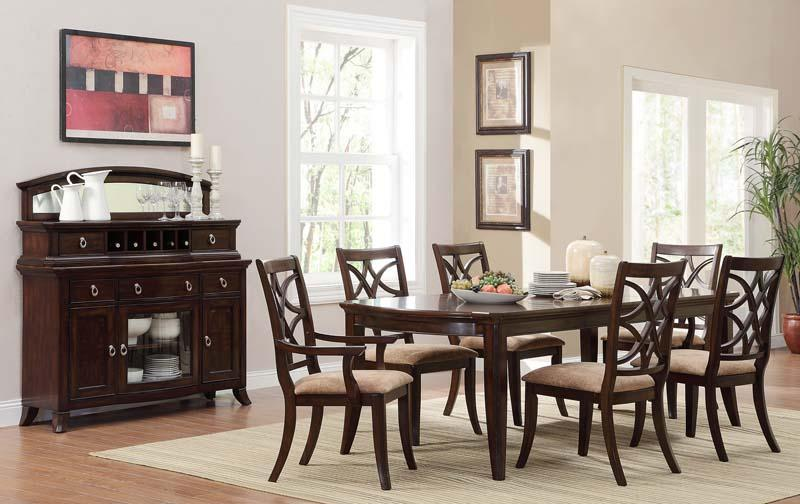 Homelegance Keegan Formal Dining Room Group - Item Number: 2546 Dining Room Group 2