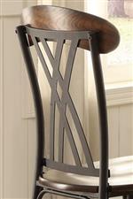 Open Chairback