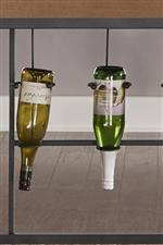 Hanging Wine Bottle Storage