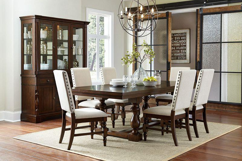 Homelegance Yates  Casual Dining Room Group - Item Number: 5167 Casual Dining Room Group 1