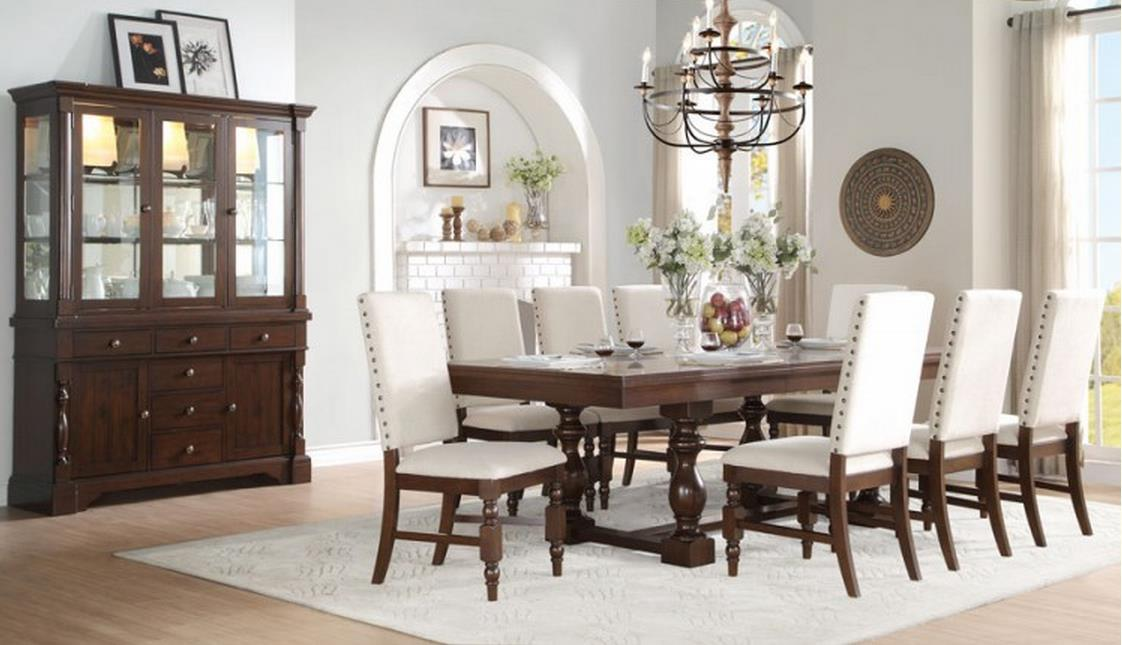 Homelegance Yates  Casual Dining Room Group - Item Number: 5167 Casual Dining Room Group 2