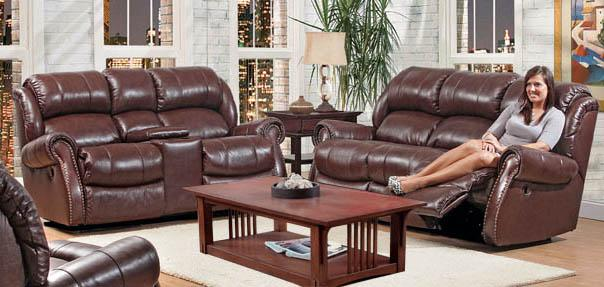 Comfort Living 120 - 22 Reclining Living Room Group - Item Number: 120 Living Room Group