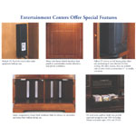 Entertainment Center Features