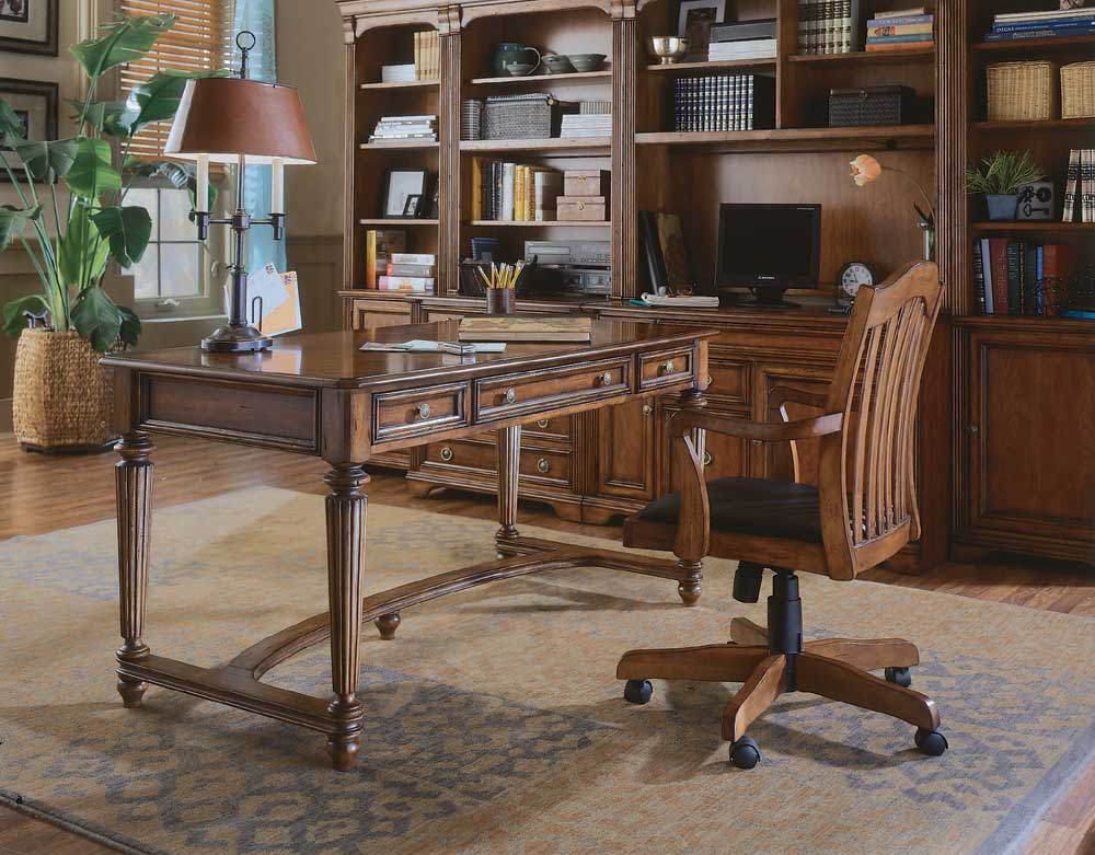Hooker Furniture Home Office hooker furniture brookhaven modular group Hooker Furniture Brookhaven Desk Chair Belfort Furniture Office Task Chair