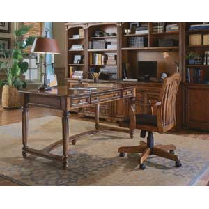 Hooker Furniture Brookhaven Three Piece Open Bookcase