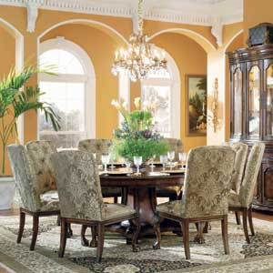 Hooker Furniture Grandeur 72