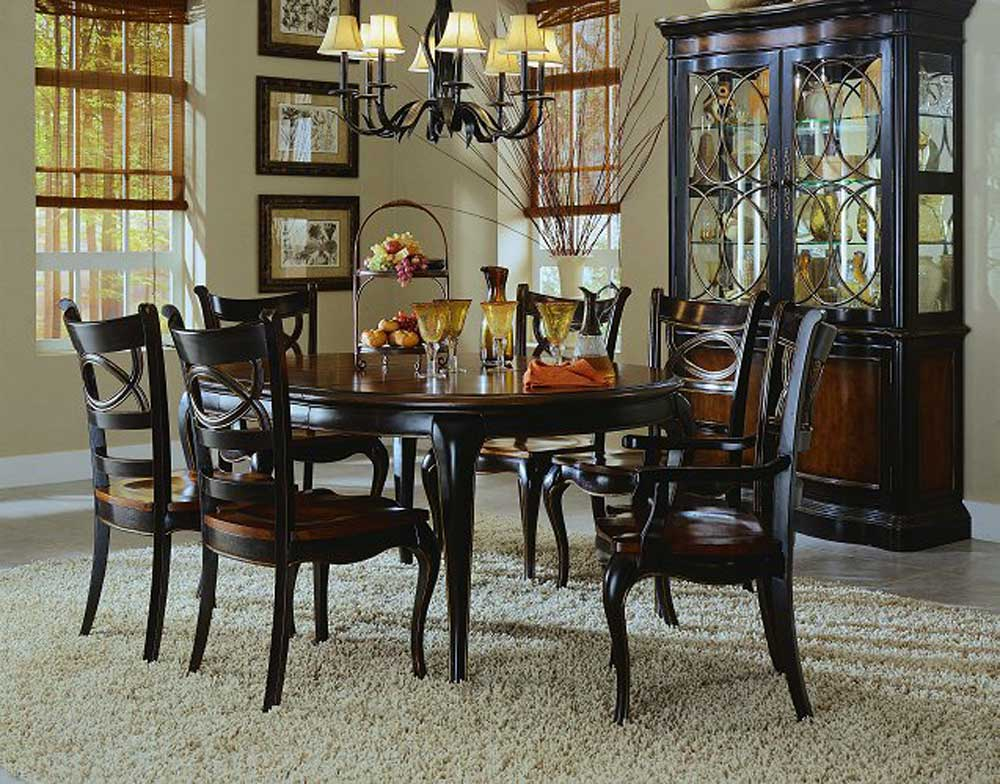 Hooker Furniture Preston Ridge Chairside Chest