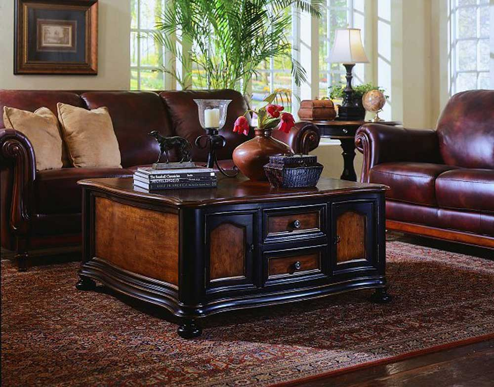 Attirant Hooker Furniture Preston Ridge Chairside Chest | Wayside Furniture |  Occasional Cabinet