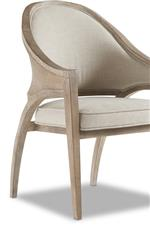 The Soft Kurtz Linen pairs well with the Sand-Blast Greige Finish