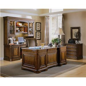 Hooker Furniture Brookhaven Corner TV Console