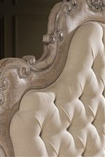 Upholstered Headboards Offer a Plush and Luxurious Retreat