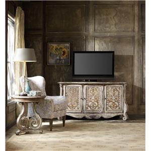 Hooker Furniture Chatelet Accent Chest with 2 Drawers