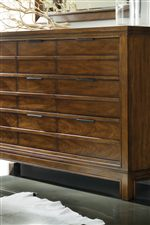 Line Molding Featured Throughout Collection