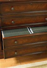 Locking File Drawers Feature Pendaflex Letter/Legal Filing Systems