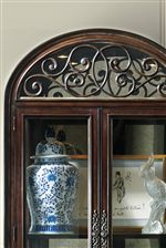 Decorative Metal Fretwork
