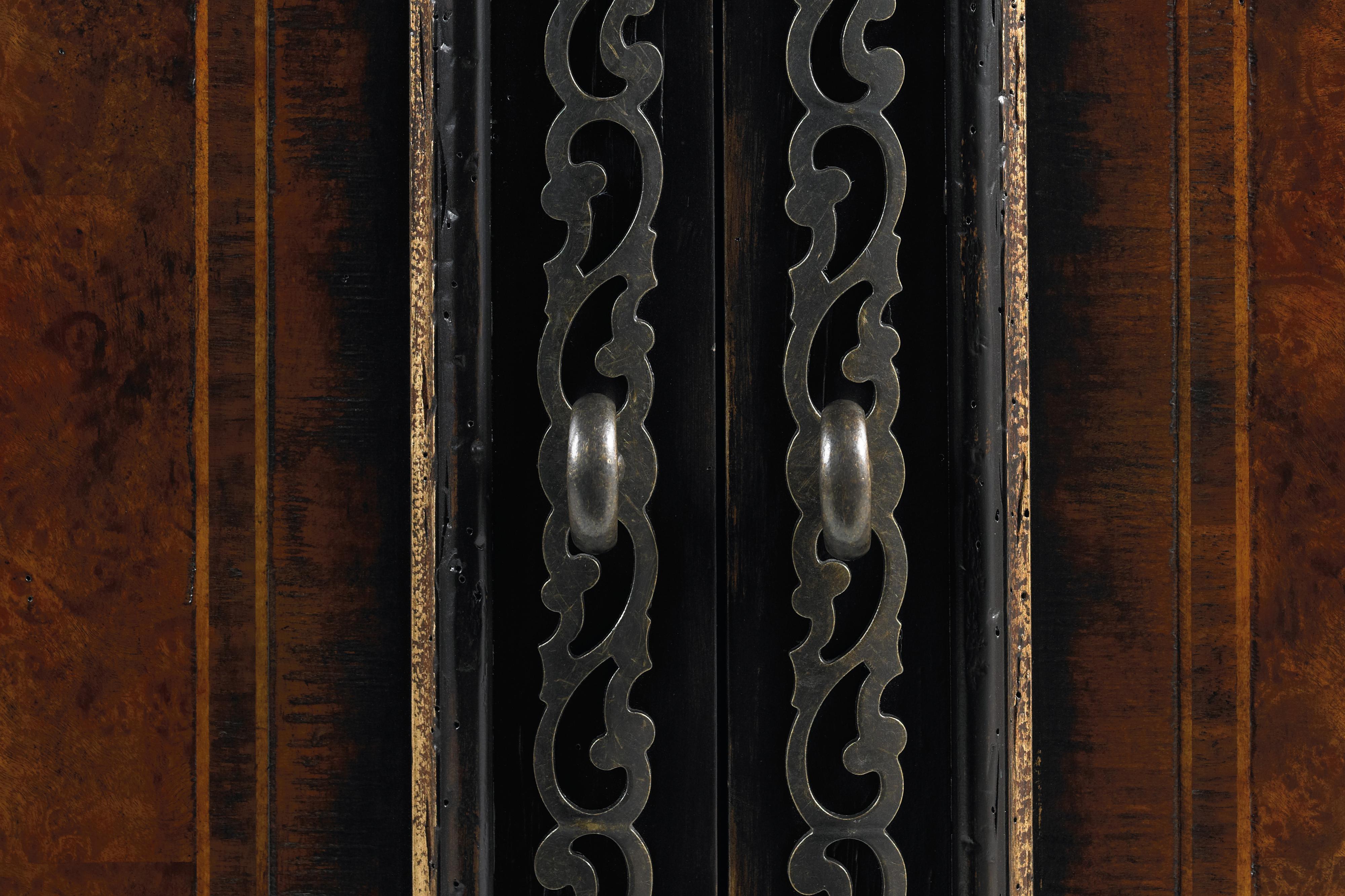 Hooker Furniture Grandover fice Credenza with Locking File
