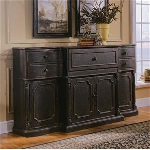Hooker Furniture Seven Seas Three Drawer Accent Chest