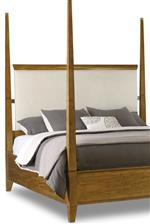 Poster Bed Upholstered Headboard