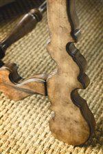 Extraordinary Carved Wood Legs