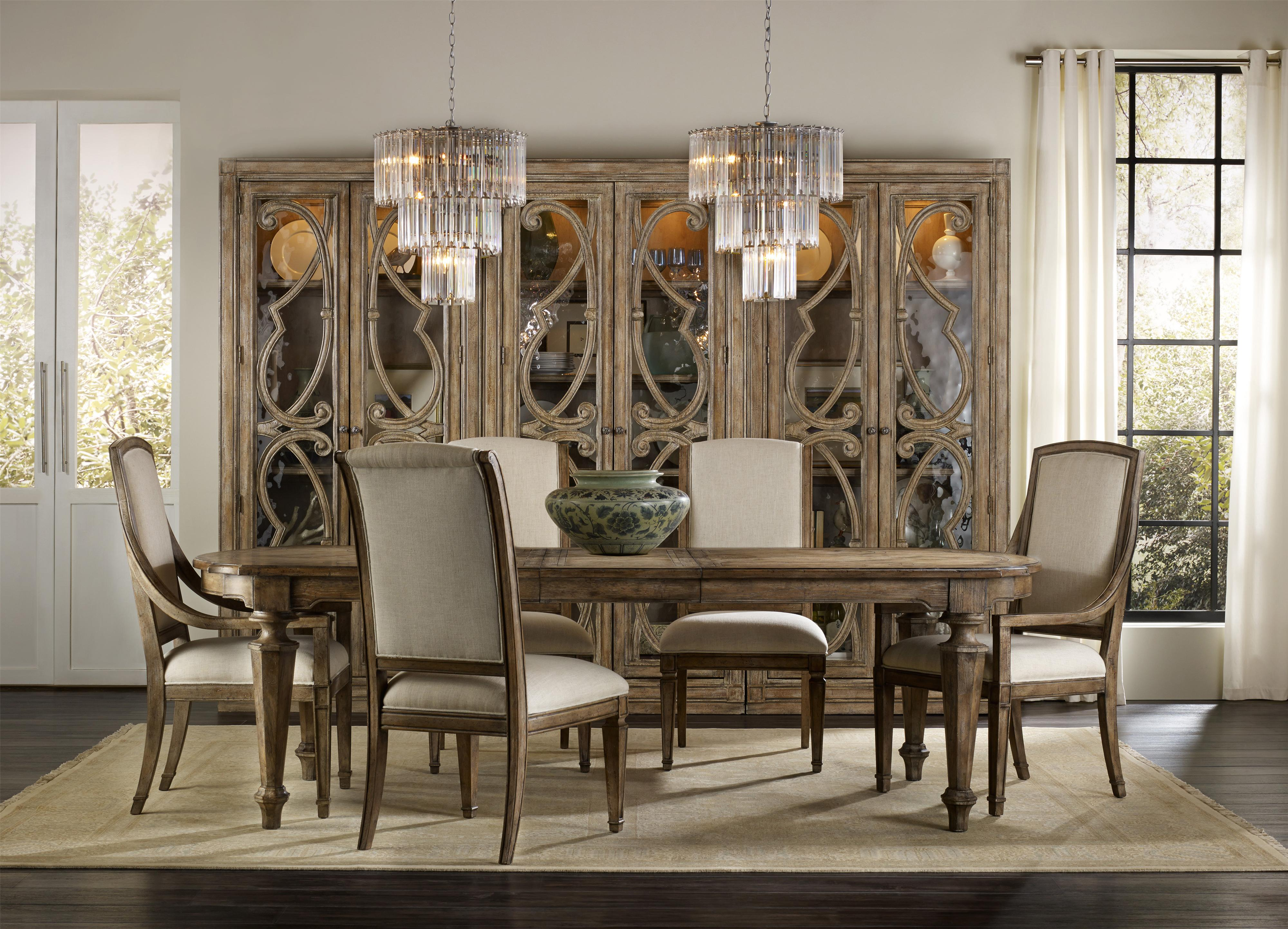 Merveilleux Hooker Furniture Solana Formal Dining Room Group   Item Number: 5291 F Dining  Room 1