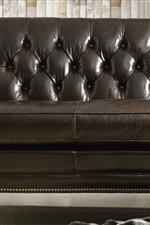 Button Tufted Back